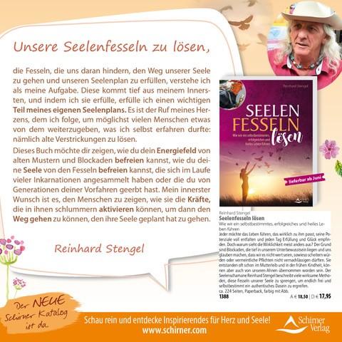 Buchvorstellung - Reinhard Stengel